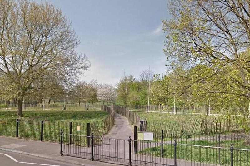 Broad daylight: A 19-year-old is in hospital after being knifed in the chest in a morning attack: Google
