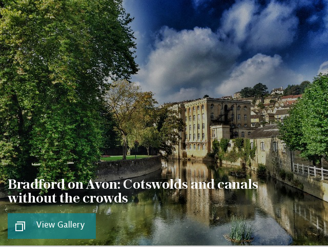 Bradford-on-Avon: Cotswolds and canals without the crowds