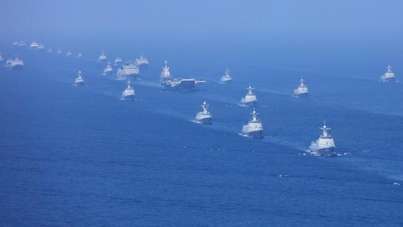 How Vietnam is using fishing trawlers to keep an eye on China's military