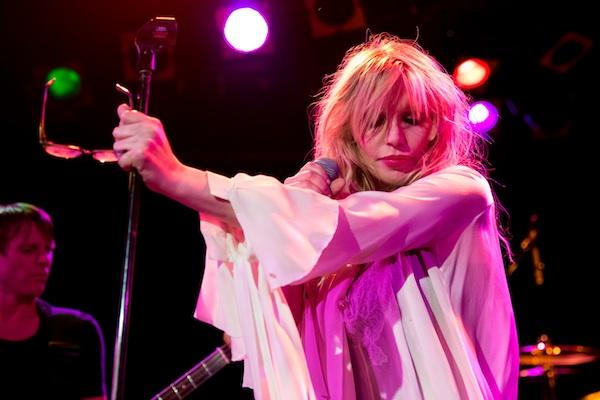 Courtney Love Cleared in Twitter Libel Trial