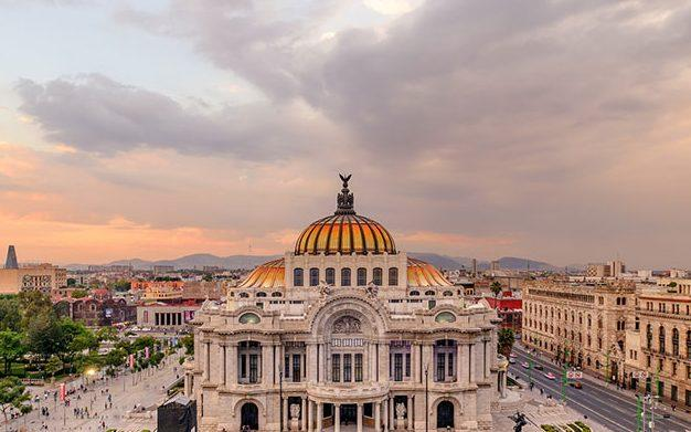 Mexico City - Getty Images