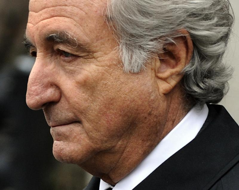 Bernard Madoff (TIMOTHY A. CLARY/AFP/Getty Images)
