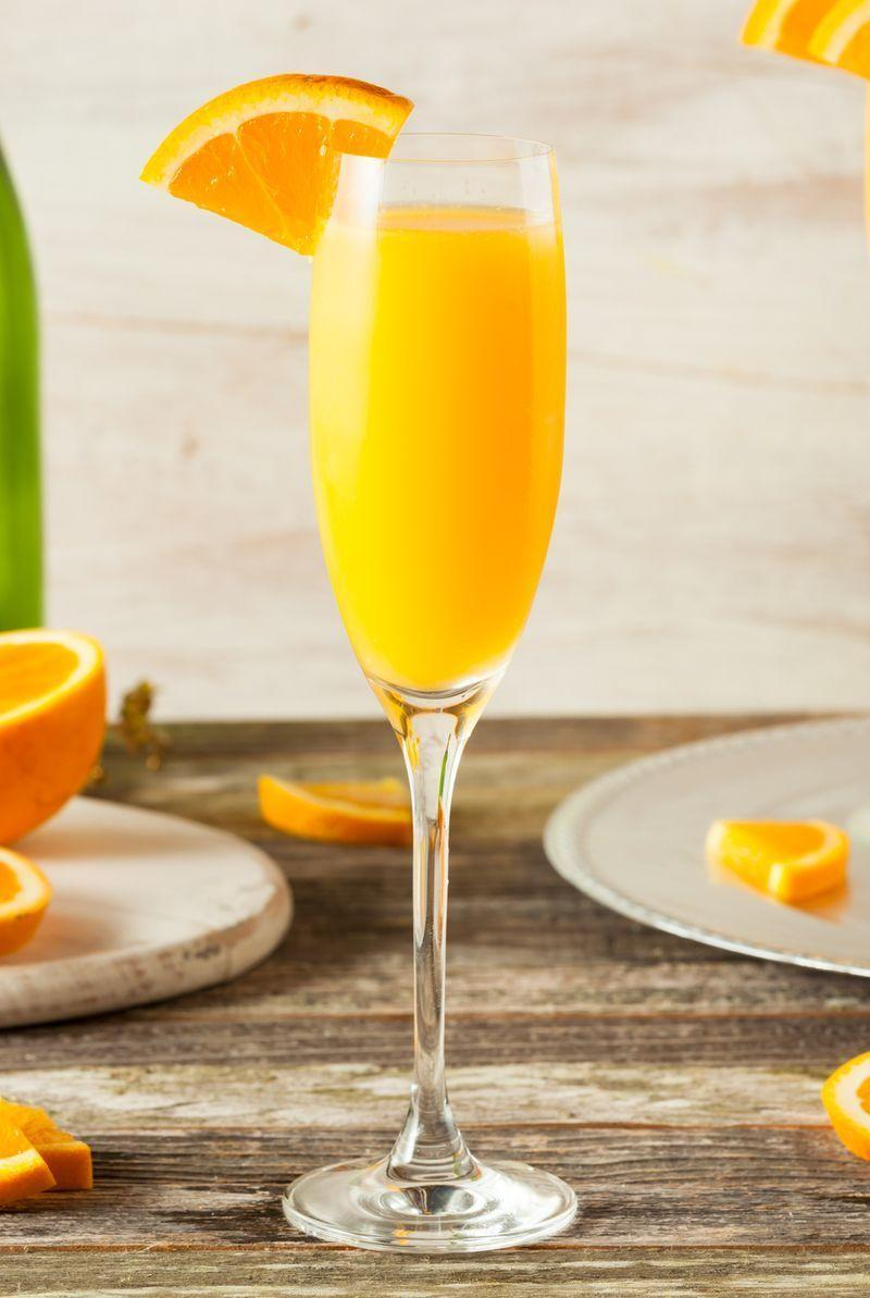 "<p>In recent years, the humble mimosa has soared in popularity making drinking before midday acceptable as long as you snap a photo of your <a href=""https://www.delish.com/uk/food-news/a30807380/stop-avocado-going-brown-hack-lettuce/"" rel=""nofollow noopener"" target=""_blank"" data-ylk=""slk:avo on toast"" class=""link rapid-noclick-resp"">avo on toast</a> and tag it #brunchgoals.</p><p>Get the <a href=""https://www.delish.com/uk/cocktails-drinks/a30924062/mimosa-cocktail/"" rel=""nofollow noopener"" target=""_blank"" data-ylk=""slk:Mimosa Cocktail"" class=""link rapid-noclick-resp"">Mimosa Cocktail</a> recipe.</p>"