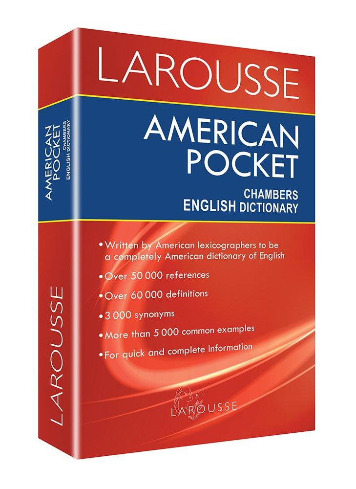 American Pocket Chambers English dictionary