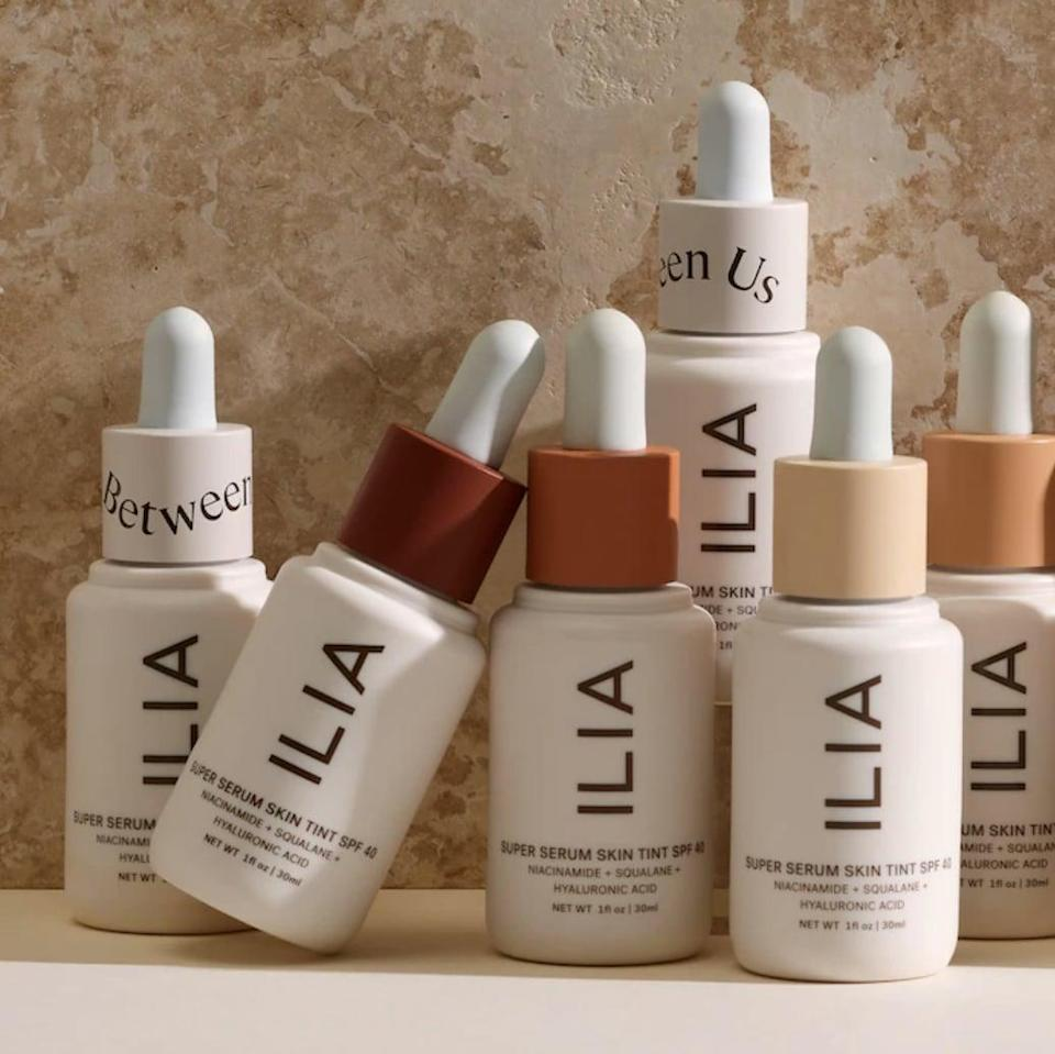 """<p>""""If I've learned anything about myself over the last year, it's that I prefer foundations that aren't really foundations. In other words, I've fallen in love with the concept of the <span> Ilia Beauty Super Serum Skin Tint SPF 40 Foundation </span> ($40) - and not just because the name reminds me of Steve Rogers (if you know, you know). It's an added bonus that this stuff comes with built-in SPF."""" - SS</p>"""
