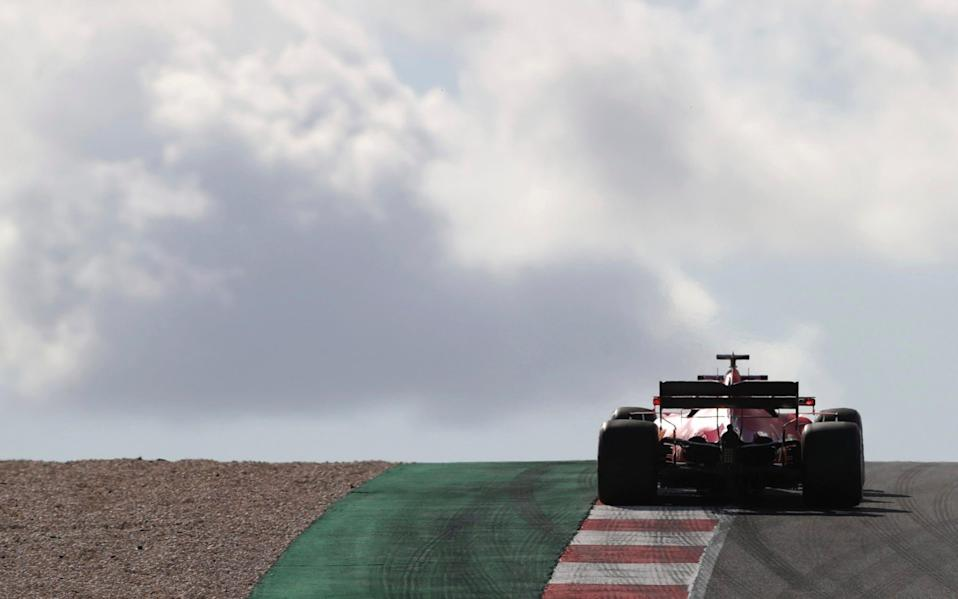 The Portuguese GP returns for the first time since 1996 - EPA Pool/Jose Sena Goulao
