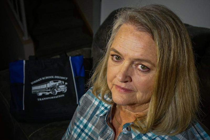 Jeanette Hales, a school bus driver in Salt Lake County, Utah was forced to either resign or be fired after she tested positive for THC, the compound that causes the high experienced by marijuana users. However, she hadn't used the drug but instead was taking CBD capsules to relieve stress. Hales received the pictured bag as a Christmas present from the district.