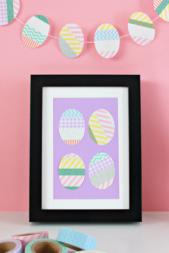 """<p>Want a craft that won't leave dye, paint, or melted chocolate all over your home? This tape frame is the project for you <em>and</em> your kids.</p><p><strong>Get the tutorial at <a href=""""https://www.whitehousecrafts.net/post/2017/03/29/washi-tape-easter-egg-picture-frame"""" rel=""""nofollow noopener"""" target=""""_blank"""" data-ylk=""""slk:White House Crafts"""" class=""""link rapid-noclick-resp"""">White House Crafts</a>.</strong></p><p><strong><a class=""""link rapid-noclick-resp"""" href=""""https://www.amazon.com/Fun-Express-BB13644658-Primary-Patterned/dp/B012H7STWE?tag=syn-yahoo-20&ascsubtag=%5Bartid%7C10050.g.1111%5Bsrc%7Cyahoo-us"""" rel=""""nofollow noopener"""" target=""""_blank"""" data-ylk=""""slk:SHOP WASHI TAPE"""">SHOP WASHI TAPE</a><br></strong></p>"""
