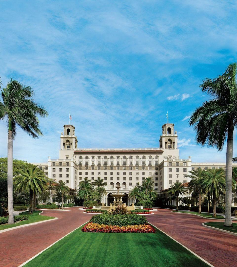 Photo credit: The Breakers Palm Beach
