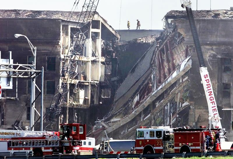FILE PHOTO: 20th anniversary of the September 11 attacks