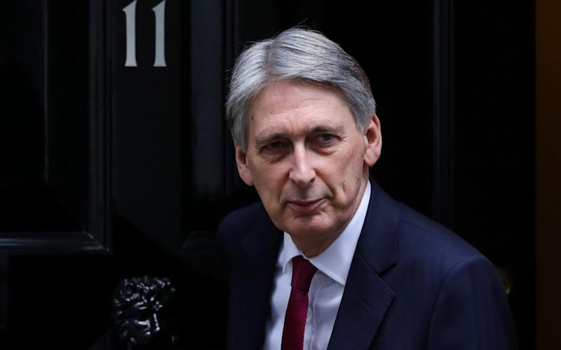 Philip Hammond said Brussels should be doing more to keep existing members rather than