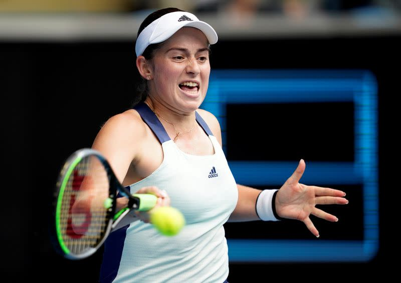 Former French Open champion Ostapenko opts out of U.S. Open