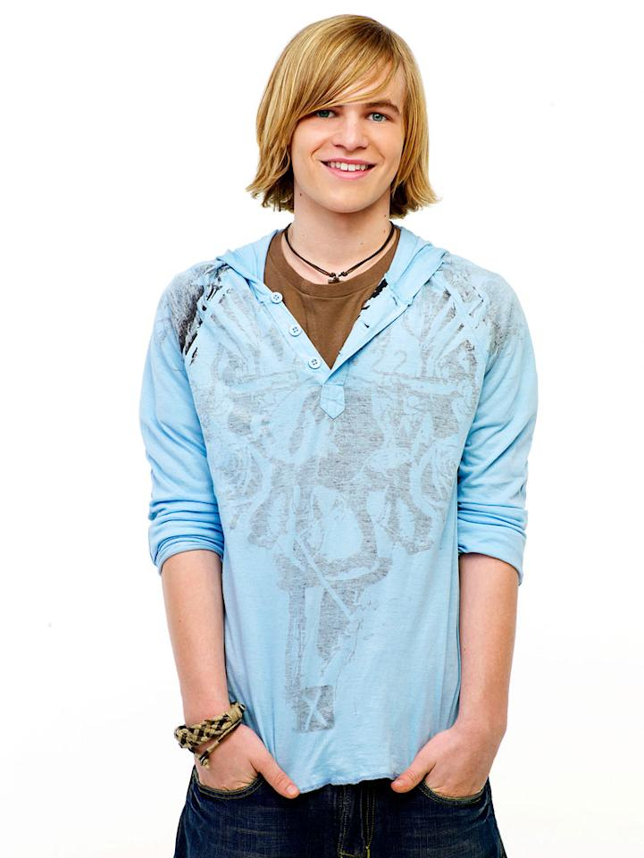 Graham Patrick Martin stars as Trent Pearson on The Bill Engvall Show.