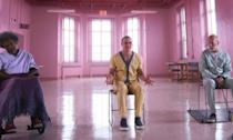 <p>M. Night Shyamalan completes his superhero trilogy with <em>Unbreakable's</em> David Dunn (Bruce Willis) facing off against <em>Split's</em> Kevin Wendell Crumb AKA The Beast (James McAvoy), while Mr. Glass (Samuel L. Jackson) lurks in the wings with secrets about them both that could change all their lives. </p>