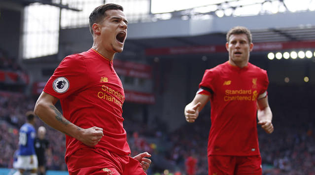 Philippe Coutinho is now the joint-top scorer from his nation in Premier League history but who did he move level with? And who else has struck for the Samba nation?