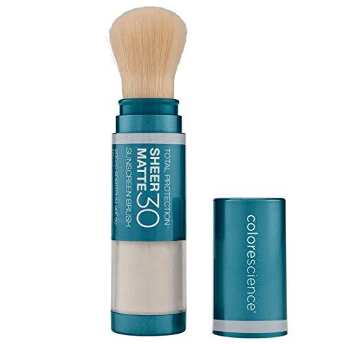 Colorescience Sunforgettable Total Protection Sheer Matte Sunscreen Brush SPF 30 (Amazon / Amazon)