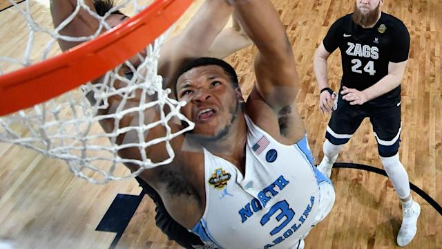 Kennedy Meeks saved UNC with two key plays late in the NCAA Championship game, one of which is immortalized on the cover of this week's SI.
