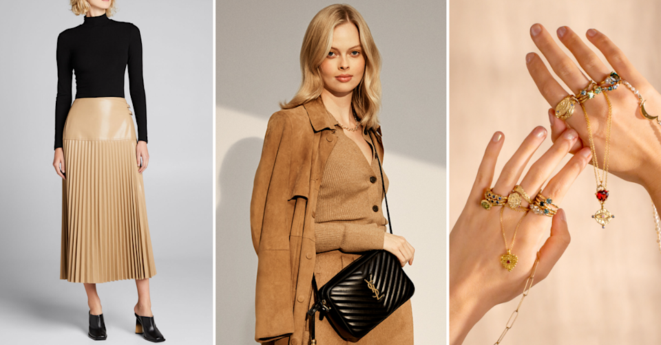 Vogue's Online Shopping night items
