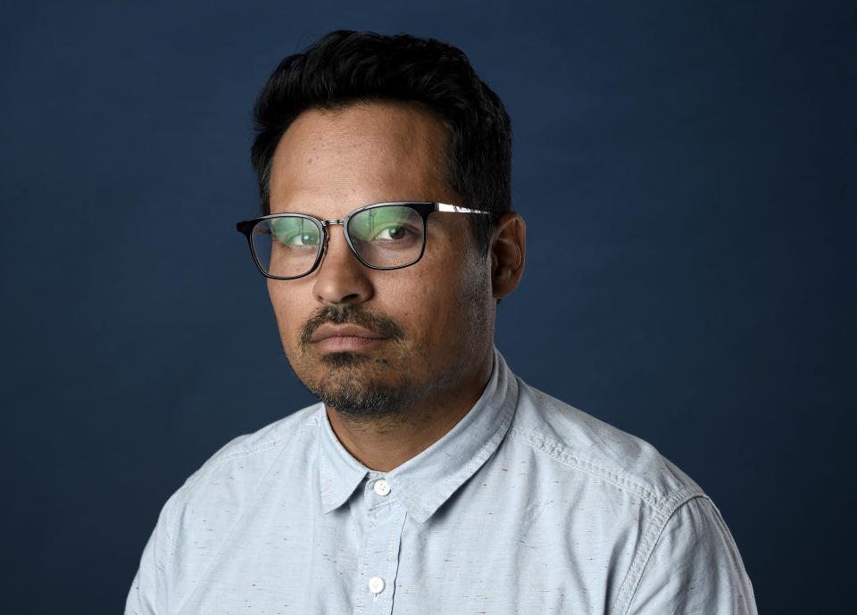 Actor Michael Peña reprises his role as 'Luis' in the latest film,'Ant-Man and the Wasp'. (Photo: AP)