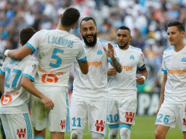 Ligue 1: Marseille thrash Lille 5-1 to keep Champions League hopes afloat; Guingamp upset 10-man AS Monaco