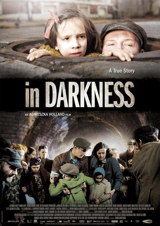 Foreign Language Film In Darkness