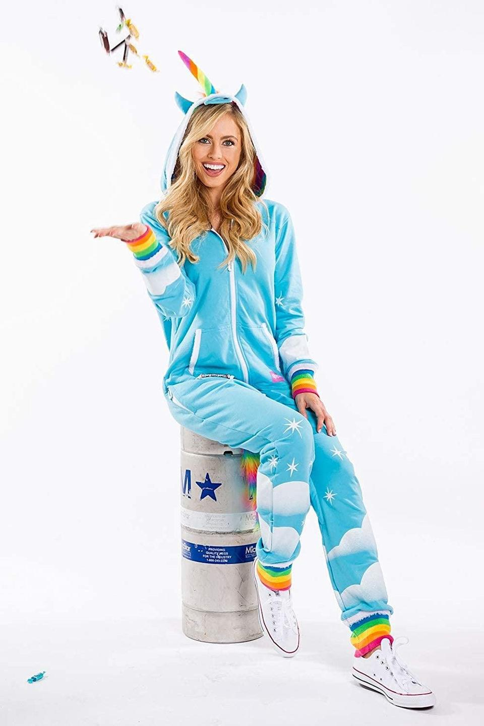 <p>Feel magical in this <span>Tipsy Elves Unicorn Costume</span> ($60).</p>