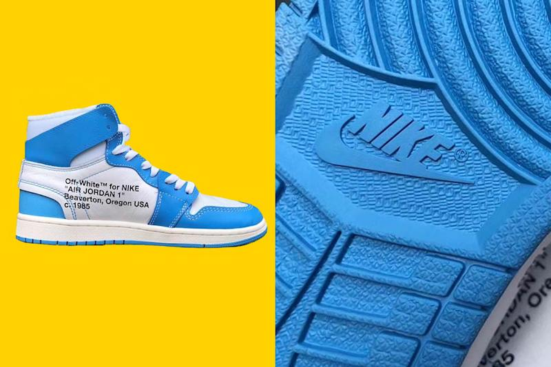 innovative design eb109 460b2 Virgil Abloh Used the Met Gala to Debut Yet Another Pair of Off-White  Jordans