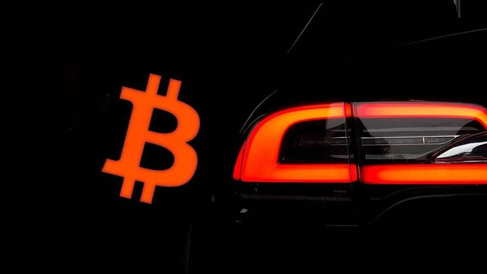 Bitcoin surges past $44,000 after Tesla invests about $1.5 billion