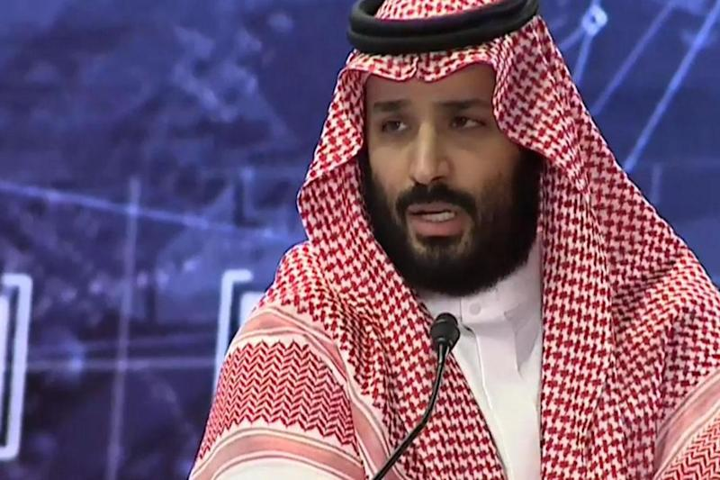 Saudi Arabia's Crown Prince said the killing of Jamal Khashoggi was a 'heinous act'