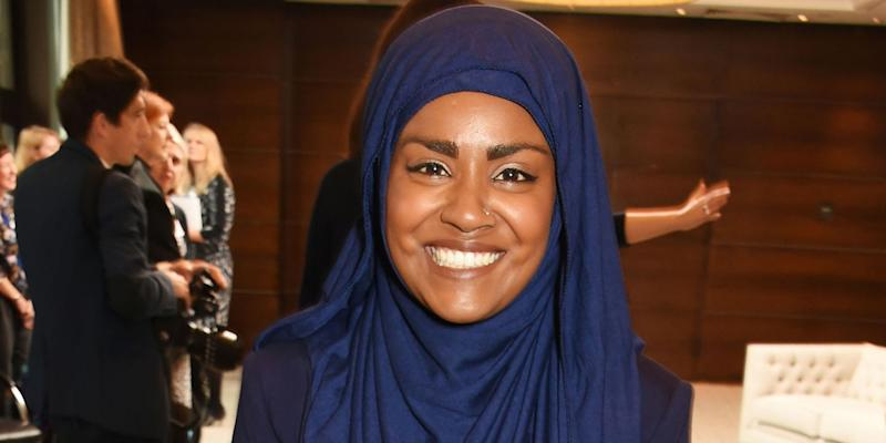 The Great British Bake Off star Nadiya Hussain