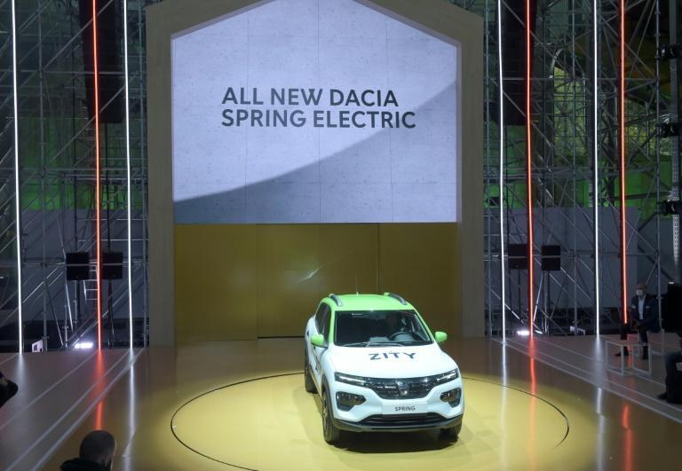 Dacia's electric Spring is cheaper than most petrol vehicles, even without a rebate