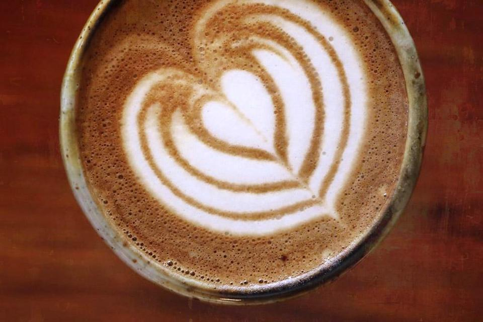 Latte art and more: A beautiful cup of coffee can cheer you up immensely. — Pictures by CK Lim