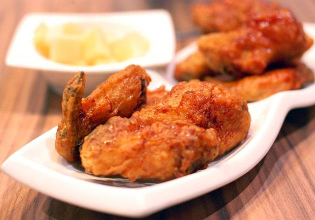 The best KFC – Korean Fried Chicken