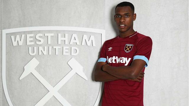 Issa Diop will be playing in the Premier League in the 2018-19 season after West Ham signed the defender from Toulouse.