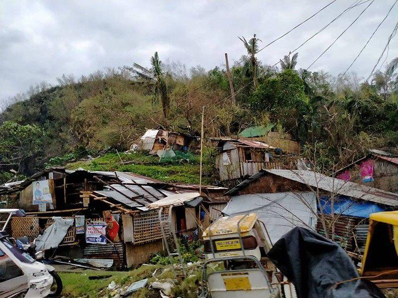 'Ursula' death toll rises; power out in over 60 towns, cities