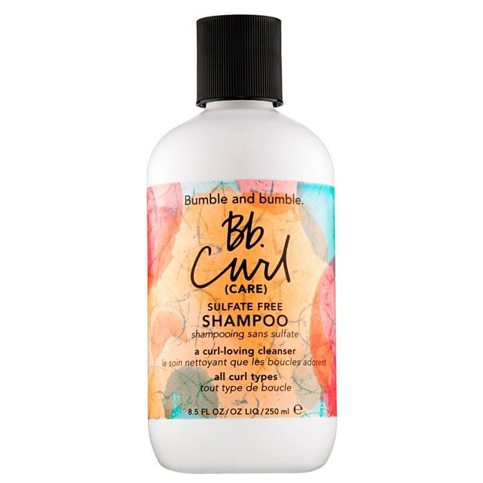 """<p>The exotic blend of Brazilian oils in this <a href=""""https://www.popsugar.com/buy/Bumble%20and%20Bumble%20Bb.%20Curl%20Shampoo-312025?p_name=Bumble%20and%20Bumble%20Bb.%20Curl%20Shampoo&retailer=ulta.com&price=31&evar1=bella%3Auk&evar9=44597490&evar98=https%3A%2F%2Fwww.popsugar.com%2Fbeauty%2Fphoto-gallery%2F44597490%2Fimage%2F44597495%2FBumble-Bumble-Bb-Curl-Shampoo&list1=beauty%20products%2Cshampoo%2Ccurly%20hair&prop13=api&pdata=1"""" rel=""""nofollow"""" data-shoppable-link=""""1"""" target=""""_blank"""" class=""""ga-track"""" data-ga-category=""""Related"""" data-ga-label=""""https://www.ulta.com/bbcurl-shampoo?productId=xlsImpprod16451064&amp;sku=2516156"""" data-ga-action=""""In-Line Links"""">Bumble and Bumble Bb. Curl Shampoo</a> ($31) works to moisturize, while a special curve-defining polymer targets frizz for smooth, bouncy curls. According to fans (it has five stars on Ulta.com), a little goes a long way, so you should be able to get your money's worth.</p>"""
