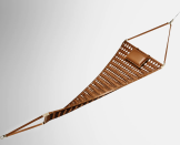 """<p><strong>Atelier Oï</strong></p><p>Louis Vuitton</p><p><strong>$48500.00</strong></p><p><a href=""""https://us.louisvuitton.com/eng-us/products/hammock-by-atelier-oi-nvprod590322v#M99463"""" rel=""""nofollow noopener"""" target=""""_blank"""" data-ylk=""""slk:Shop Now"""" class=""""link rapid-noclick-resp"""">Shop Now</a></p><p>Have you seen a chicer, more luxurious hammock? This one, by Atelier Oï for Louis Vuitton's Objets Nomades collection, is truly the Rolls-Royce of relaxation. </p>"""