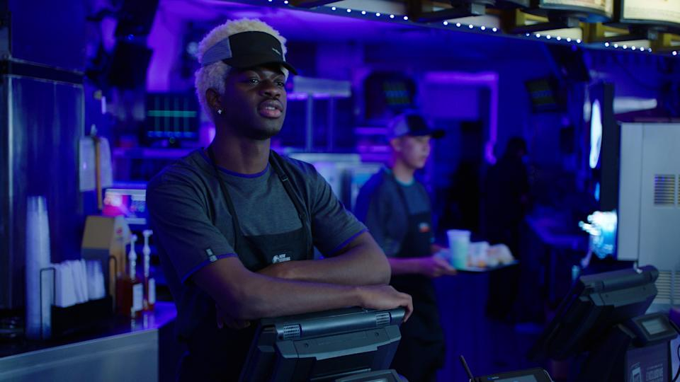 Lil Nas X has been appointed the title of 'Chief Impact Officer,' a newly created role that will allow him to collaborate on the brand experience from the inside out. (Courtesy: Taco Bell)
