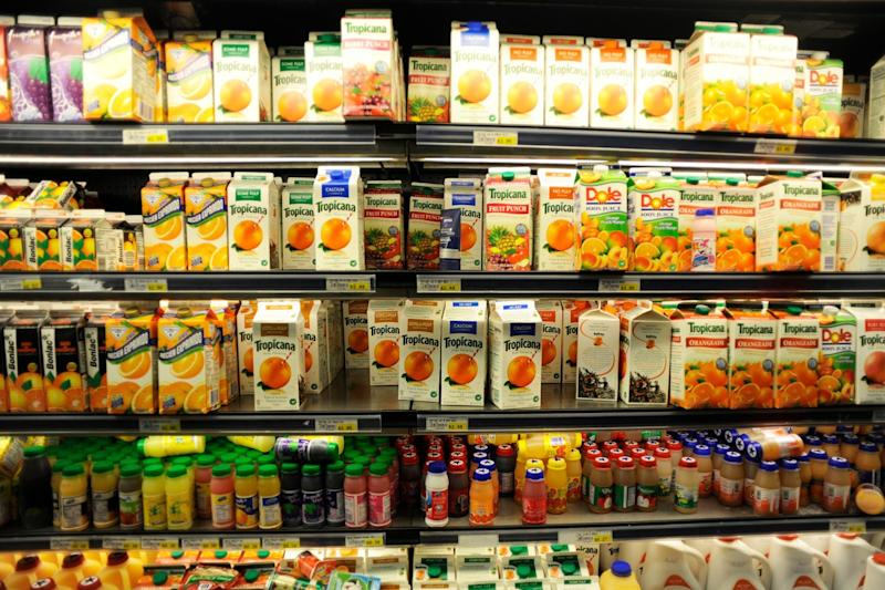 Americans Aren't Buying Orange Juice