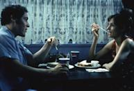 """<p>In this 2000 romantic comedy, a talented magazine writer must write a single woman's guide to love and sex in 24 hours. To do so, she does her research by reminiscing on her relationships with men from every era of her life.</p> <p>Watch <a href=""""https://play.hbomax.com/page/urn:hbo:page:GX_cbMAttzcLCwwEAAAAJ:type:feature"""" class=""""link rapid-noclick-resp"""" rel=""""nofollow noopener"""" target=""""_blank"""" data-ylk=""""slk:Love and Sex""""><strong>Love and Sex</strong></a> on HBO Max now.</p>"""