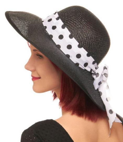 Get spotted in this sleek hat