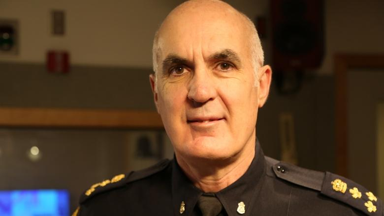 'I've had a great career': Police Chief Al Frederick announces his retirement