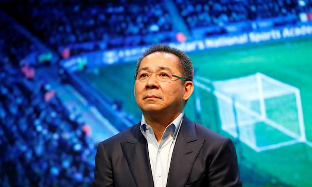 Vichai Srivaddhanaprabha took over at Leicester in 2010.
