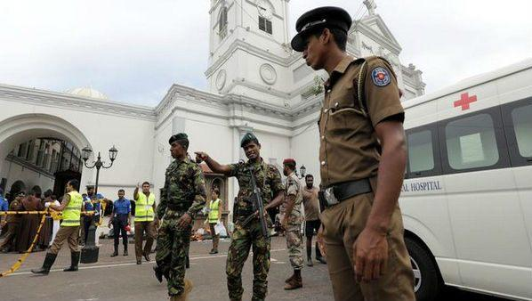 India Issues Travel Advisory to Sri Lanka After Easter Sunday Bombings, Says 'Avoid Non-Essential Travel'