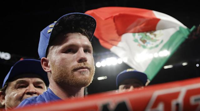 "<p>Canelo Alvarez was the 43rd highest-paid athlete in the world <a href=""https://www.forbes.com/profile/canelo-alvarez/"" rel=""nofollow noopener"" target=""_blank"" data-ylk=""slk:according"" class=""link rapid-noclick-resp"">according</a> to Forbes as of June 7, with $28.5 million in earnings.</p><p>In his last fight against Julio Cesar Chavez Jr., Canelo made more than $20 million, according to Forbes.</p><p>According to multiple sites, Alvarez's net worth however is just $4.5 million.</p><p>On Saturday, Alvarez faces Gennady Golovkin in a middleweight title fight.</p><p>You can follow the fight on <a href=""https://www.si.com/boxing/2017/09/16/canelo-alvarez-gennady-golovkin-ggg-fight-live-blog-updates-analysis"" rel=""nofollow noopener"" target=""_blank"" data-ylk=""slk:SI.com's live blog"" class=""link rapid-noclick-resp"">SI.com's live blog</a>.</p>"