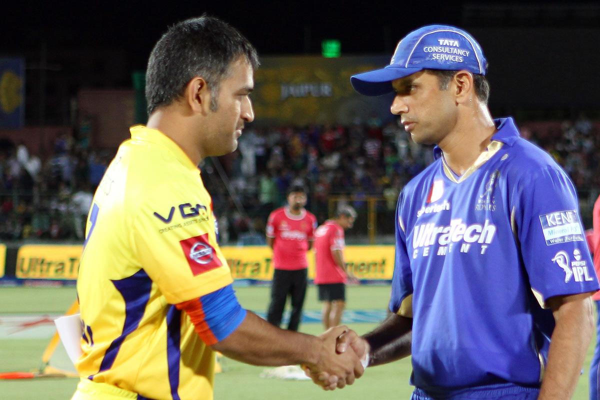 during match 61 of the Pepsi Indian Premier League ( IPL) 2013  between The Rajasthan Royals and the Chennai Super Kings held at the Sawai Mansingh Stadium in Jaipur on the 12th May 2013. (BCCI)