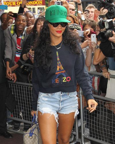 Watch Rihanna Reveal The Inspiration Behind Her Debut River Island Collection
