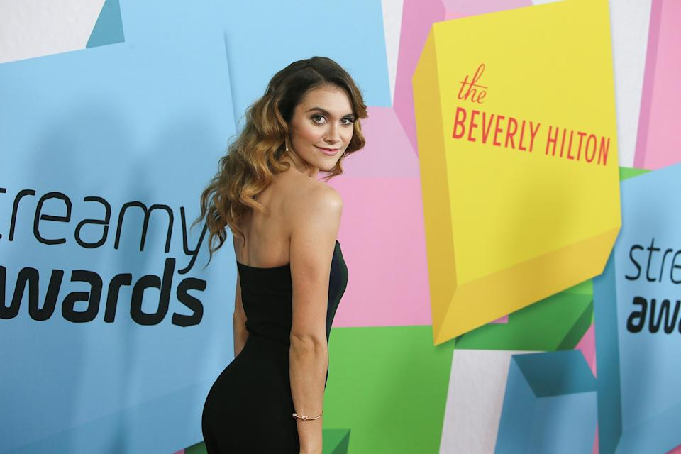 Alyson Stoner played Sarah Baker in 'Cheaper By The Dozen 2' [Photo: Getty]