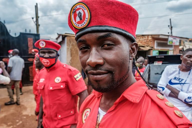 Uganda's Bobi Wine says raid aimed at blocking presidential bid