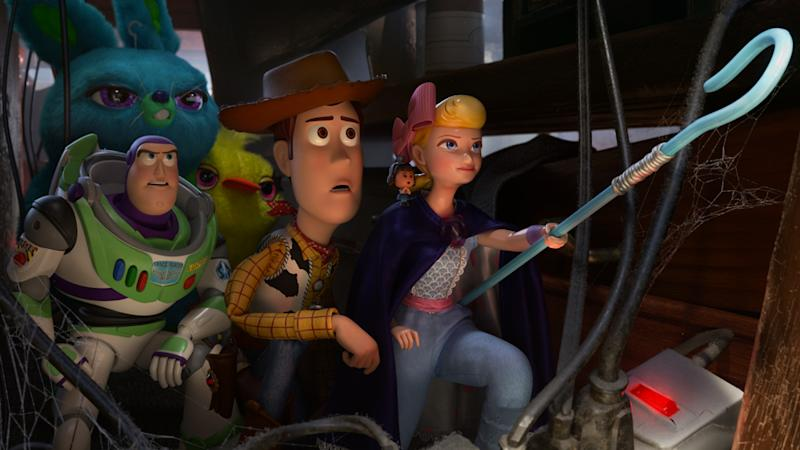 Disney hits a major movie earnings milestone with 'Toy Story 4'